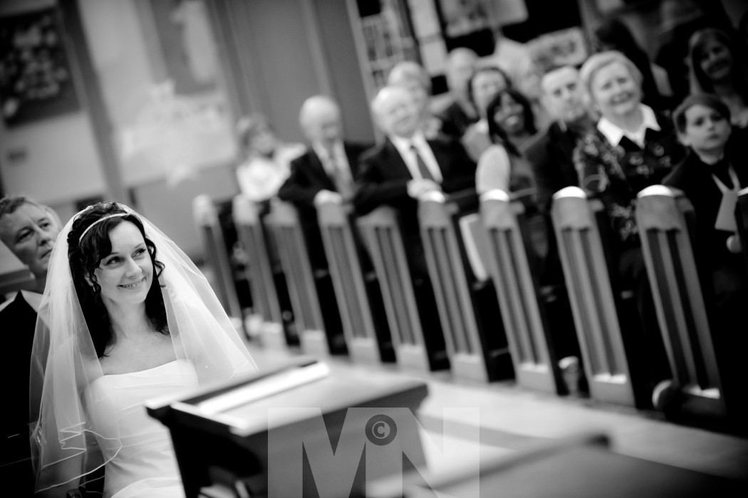 reportage wedding photographer Knighton Leicester