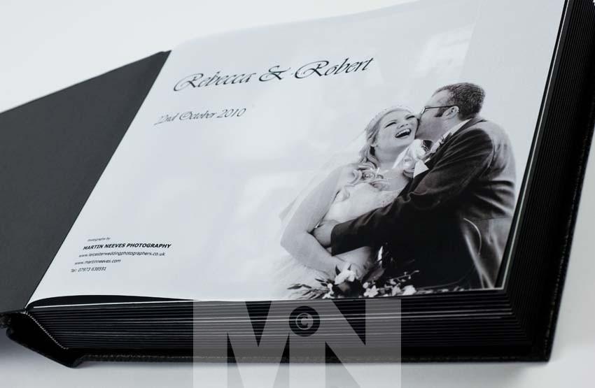 Jorgensen Traditional Wedding Albums - Martin Neeves Wedding ...