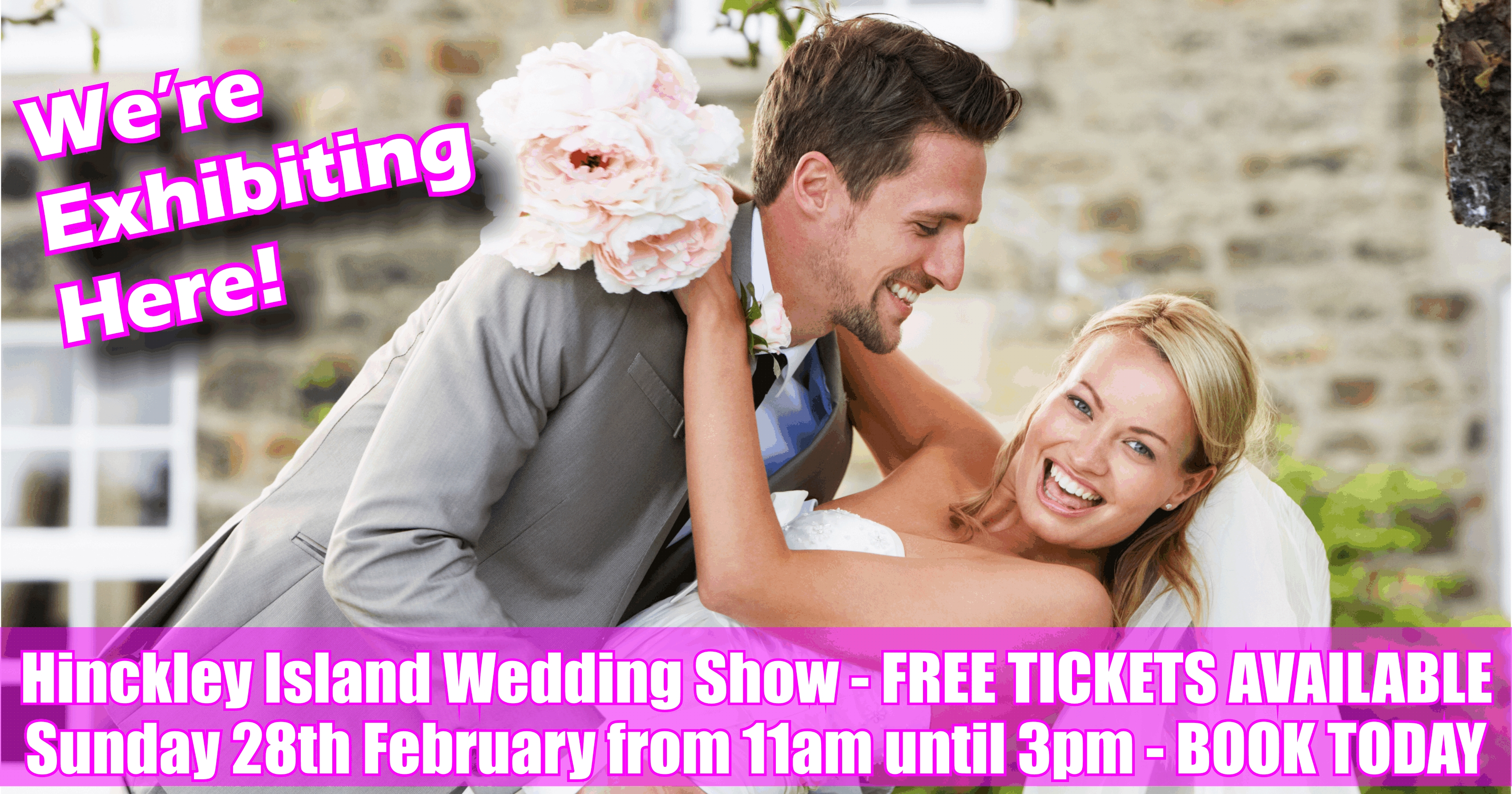 Hinckley Island Wedding Show Feb 2016